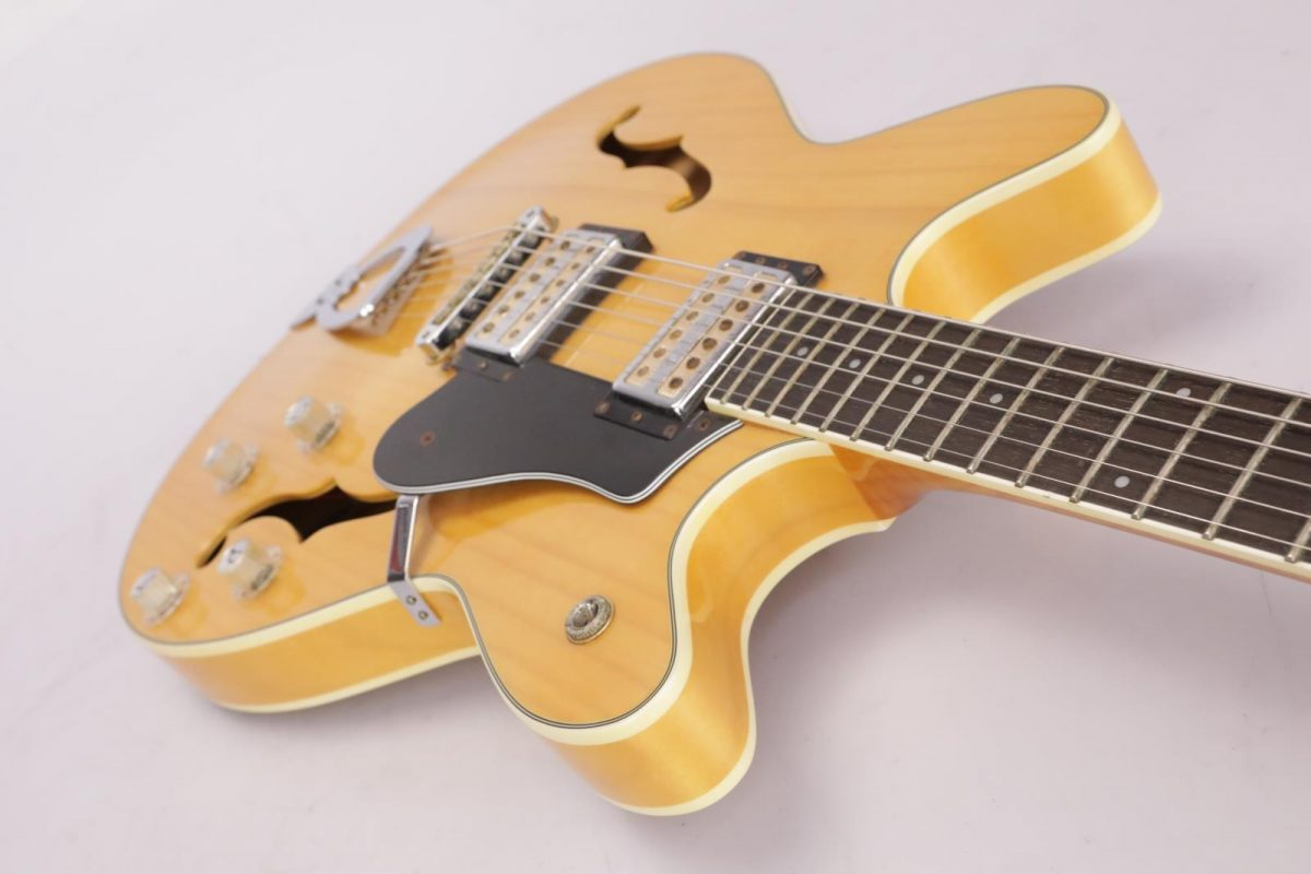 "DeArmond Starfire – ""Ny"" brugt guitar"