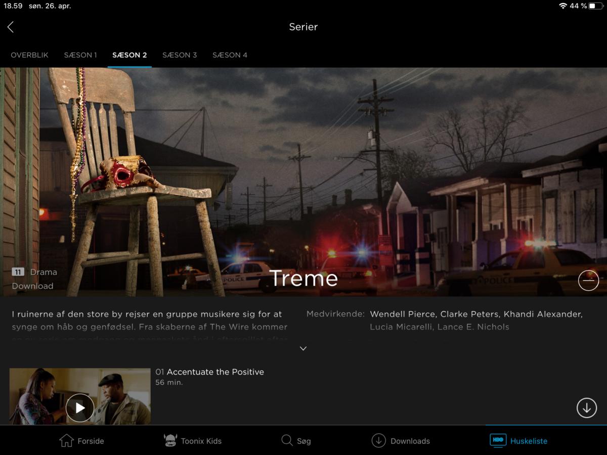 Treme – en TV-serie